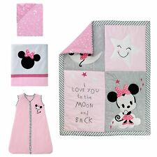 NWT DISNEY Girls 2 pc Pink Camo Minnie Mouse LOVE A GOOD SMILE FREE SHIPPING