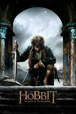 Hobbit Battle of Five Armies : Kneel - Maxi Poster 61cm x 91.5cm (new & sealed)