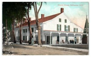 Details about 1910 Hewitt House, Stillwater, NY Postcard