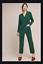 NEW-Sz-M-Anthropologie-Green-Light-Weight-Corey-Lynn-Calter-Talia-Jumpsuit-Cupro thumbnail 1