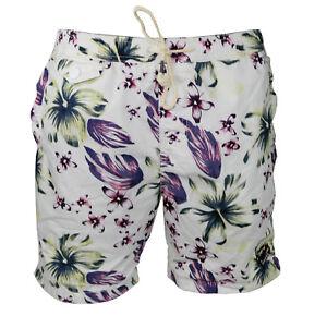 46851794b7 Image is loading Mens-Superdry-Honolulu-Flower-Mellow-Swim-Shorts-MSSIO002-
