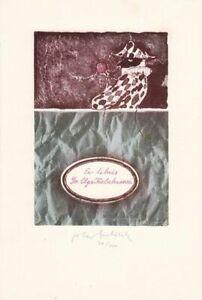 Exlibris-Bookplate-Lithography-Vladimir-Suchanek-1933-Fantasiewesen