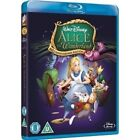 Alice in Wonderland 60th Giveaway BD Blu-ray Region 8717418356446