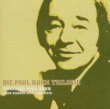 CD Album Paul Kuhn Die Paul Kuhn Triologie Vol. 3 Swing 2003 EMI Capitol