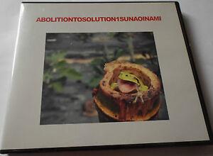 CD Sunao Inami  AbolitionToSolution1 CD 2013 - Kingswinford, West Midlands, United Kingdom - CD Sunao Inami  AbolitionToSolution1 CD 2013 - Kingswinford, West Midlands, United Kingdom