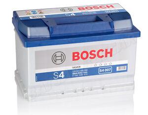 Autobatterie-BOSCH-12V-72Ah-680-A-EN-S4-007-72-Ah-TOP-ANGEBOT-SOFORT-amp-NEU