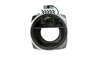 180mm-TURBINA-Tubo-di-scarico-Nero-Ventilatore-SCARICO-dello