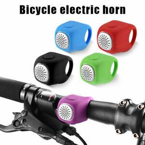 ULTRA-FORTE-Manubrio-Bicicletta-Bici-Ciclismo-Anello-Clacson-campanelli-elettrici-HORN-ALLARME