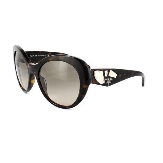 fe15e534f0d Original Sunglasses PRADA PR 26qs 2au3d0 Voice Women Brown-tortoise ...
