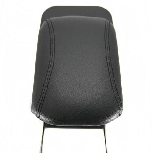Armrest Centre Console For Seat Malaga Leon Inca Ibiza Fura New Black