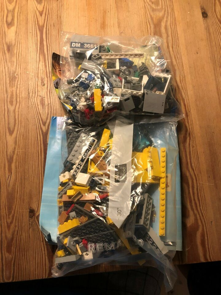 Lego City, 3661