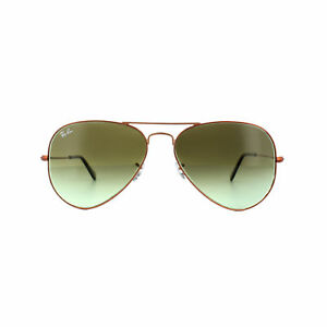 03985fdca Ray Ban Rb3025 9002a6 Aviator Sunglasses Pilot Shape for sale online ...