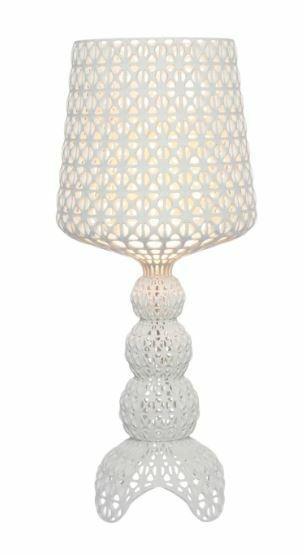Kartell Taj Mini Lampada Da Tavolo Rosso Aranciato Acquisti Online Su Ebay