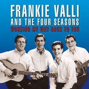 The-Four-Seasons-Working-My-Way-Back-to-You-New-CD-Bonus-Tracks-UK-Import