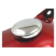 MCS HARLEY DAVIDSON REPLACEMENT CHROME SCREW TYPE GASCAP VENTED1983-UP BC35277 T