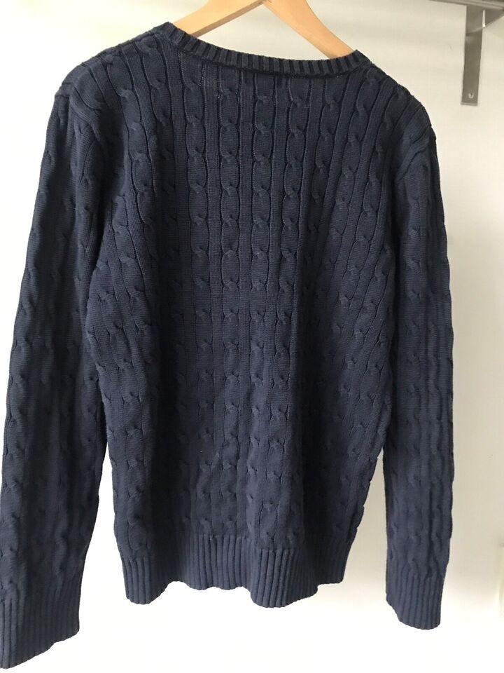 Sweater, Bomuld, Ralph Lauren