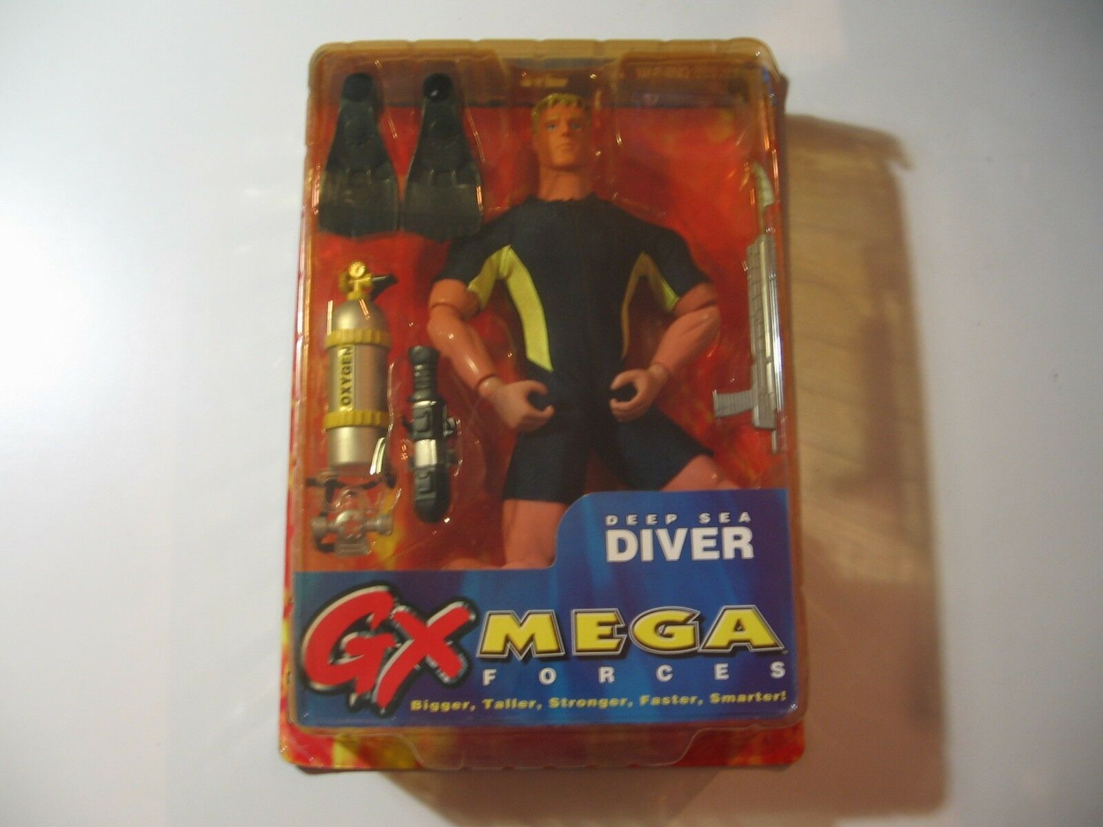 Deep Sea Diver GX Mega Forces 14