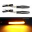 2x-Clignotants-12-LED-orange-12V-Moto-Scooter-Quad-Universel miniature 3
