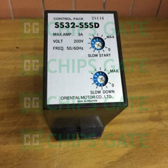 1PCS used Oriental Motor SS32-SSSD Control Module Tested in Good Condition