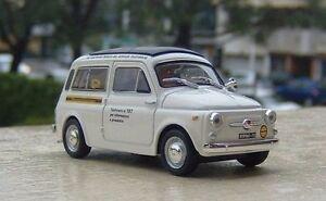 Nice 1//43 Fiat 500 Giardiniera Wagon SIP Ixo//Altaya 1967