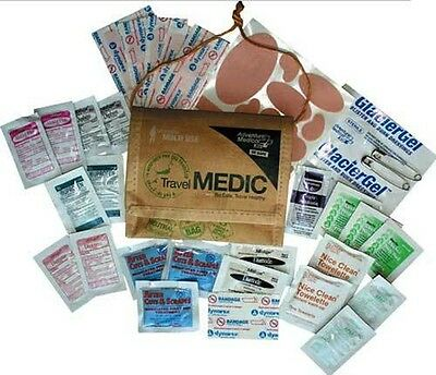 Adventure Medical Kits Travel Medic First Aid Kit 0130-0417