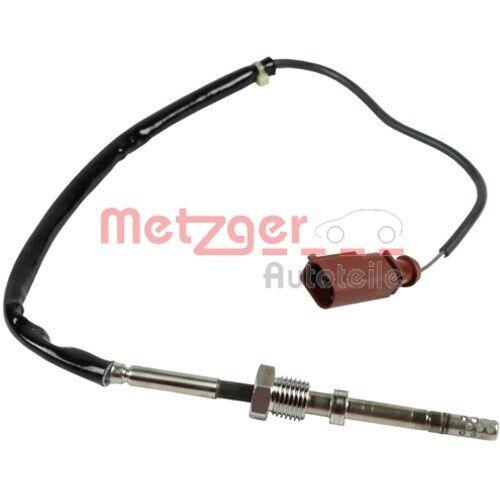 Abgastemperatur Audi A4 METZGER Original Sensor A5 A6 0894125