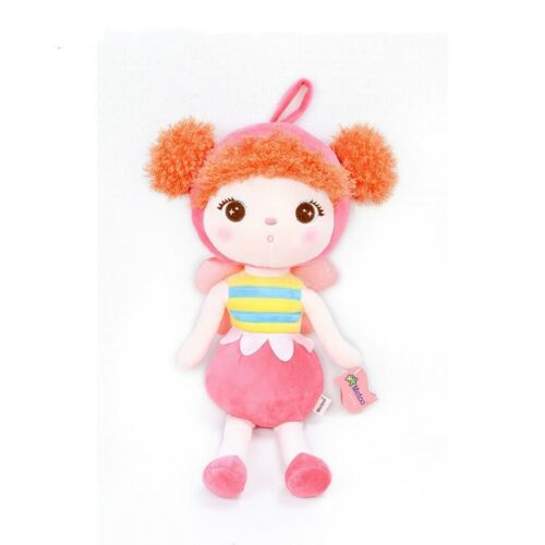 Metoo Keppel Angela Stuffed Animals Kids Toys Plush Doll Baby Girl Birthday Gift
