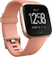NEW-Fitbit-4124450-Versa-Smart-Watch-Peach-Rose-Gold-Aluminium