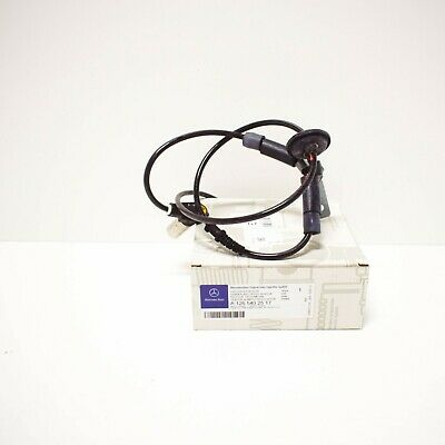 MB S W126 Front Left ABS Speed Sensor A1265402517 NEW GENUINE