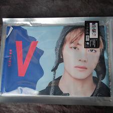 """BTS V Bangtan Boys Slogan PHOTO Towel KPOP Star BTS V  K-POP  (39.3"""" x 7.8"""")"""