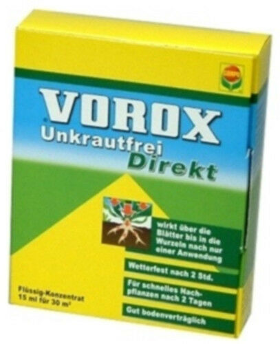 Unkraut Frei Vorox Direkt 15 ml Unkrautvernichter Compo