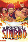 The Seven Voyages of Sinbad by Martin Powell (Hardback)