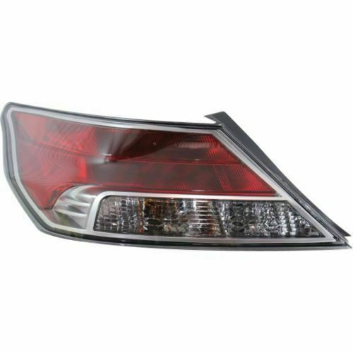 New Depo Driver Side Tail Light For 2009-2011 Acura TL