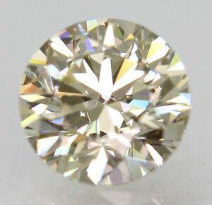 Certifie-1-51-Carat-J-VVS1-Rond-Brillant-Naturel-Dessere-Diamant-7-28mm-3EX