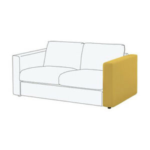 Enjoyable Details About Ikea Vimle Slipcover For Armrest Orrsta Golden Yellow 403 510 29 Brand New Cover Onthecornerstone Fun Painted Chair Ideas Images Onthecornerstoneorg