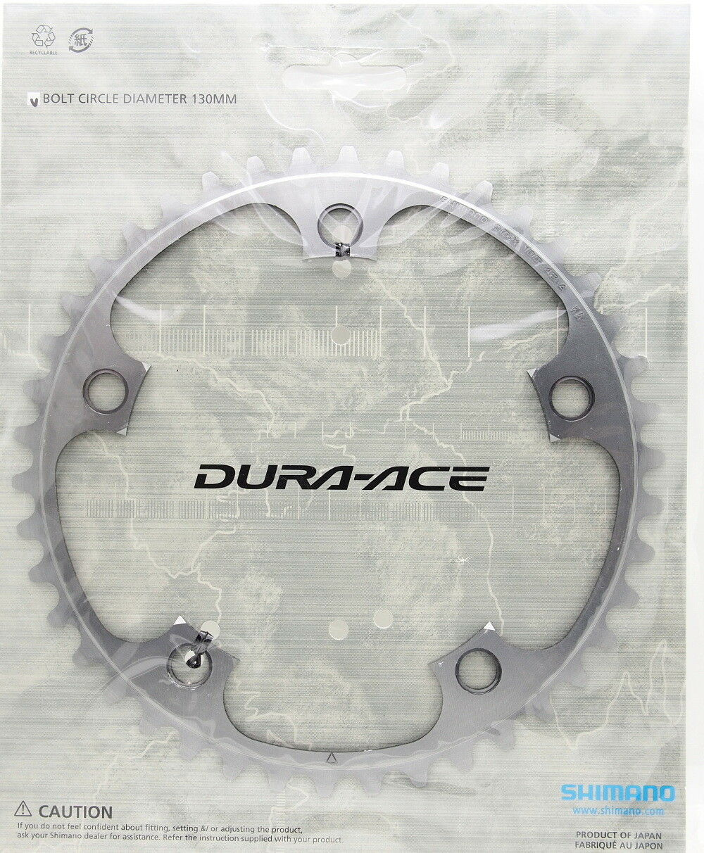 Shimano Dura Ace FC-7800 Road Bike 10 speed 42T SG-X Chainring A-type
