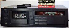 Yamaha KX-1200U 3 Head +/REMOTE+User Manual+FREE tapes&FREE SHIPPING!