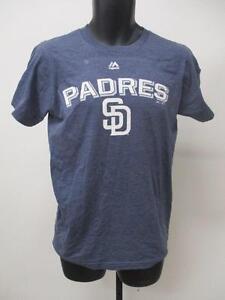 Sport Neu San Diego Padres Erwachsene Herren L Shirt Von Majestätisch