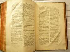 DICTIONNAIRE DE LA LANGUE FRANCAISE ANCIENNE ET MODERNE DE P RICHELET T2 1759