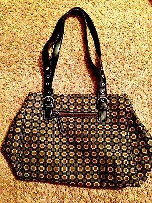 Patterned Bag Straps