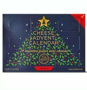 ALDI CHEESE Advent Calendar 24 Festive rBST Free ...