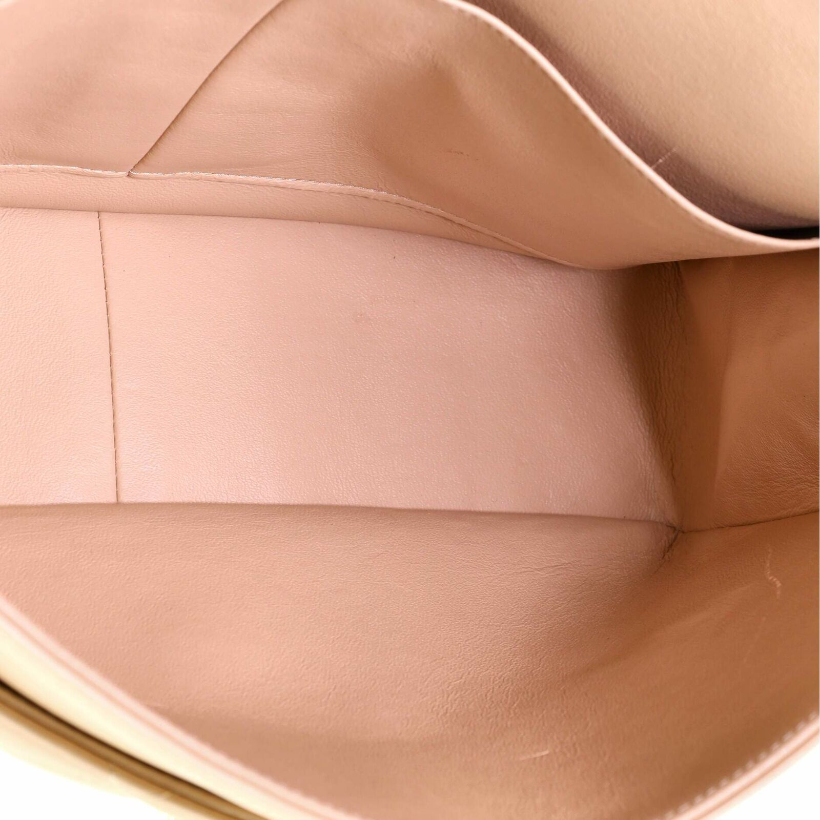Chanel Classic Double Flap Bag Quilted Lambskin J… - image 5
