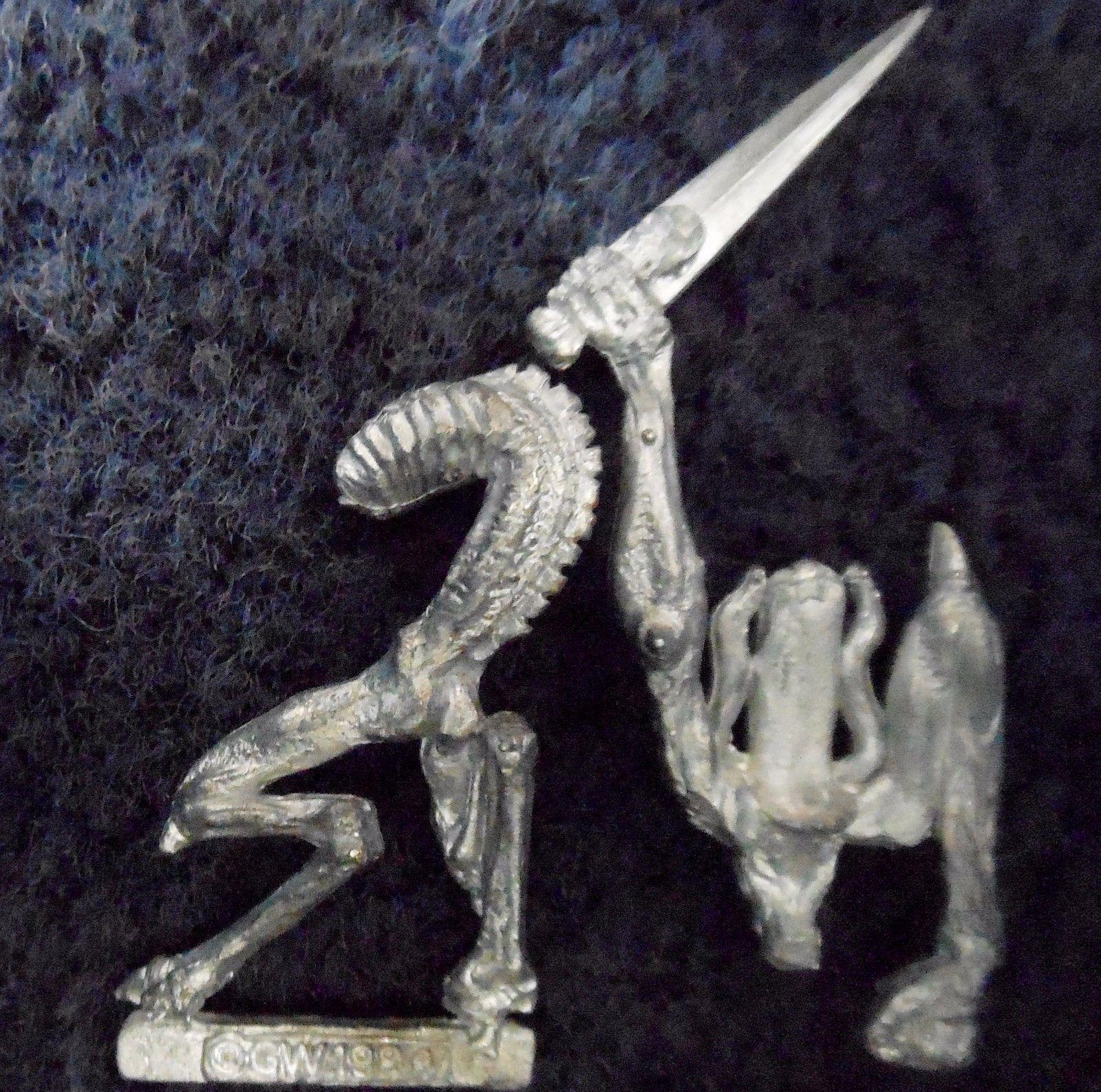 1989 caos Bloodletter menor demonio de Khorne hellblade 5 5 5 ciudadela Demonio Diablo 018be8