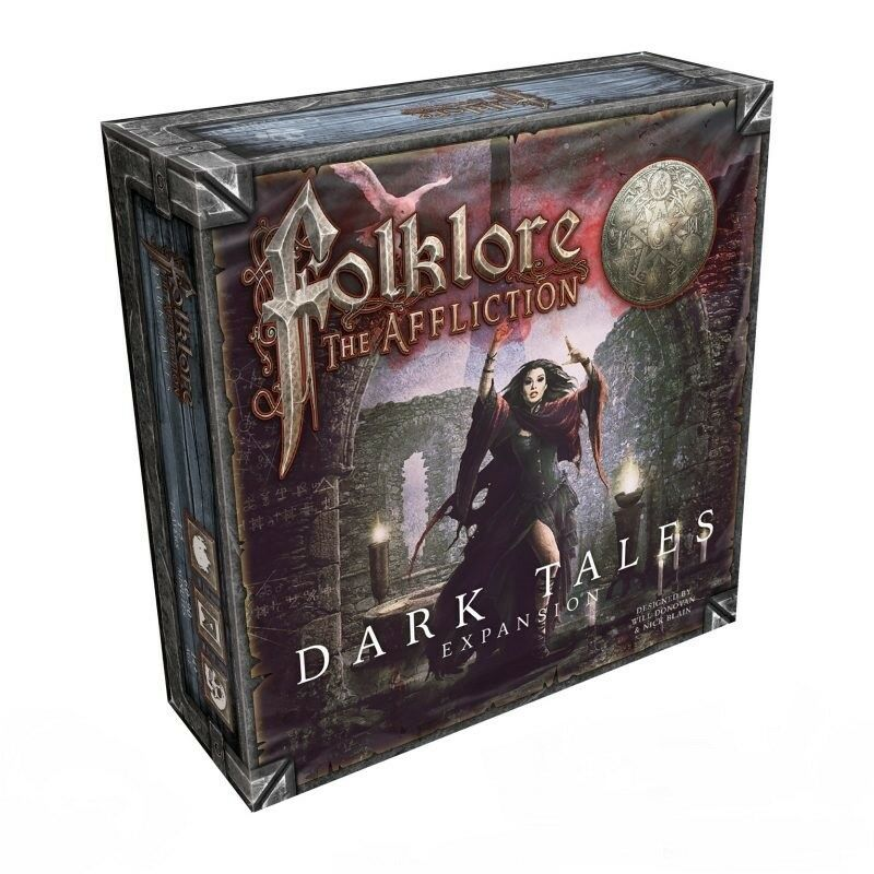 Folklore The Affliction - Foncé Tales Expansion