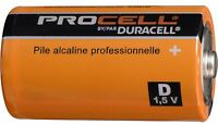 24 Pack Duracell Procell D Batteries - Brand - Free Shipping