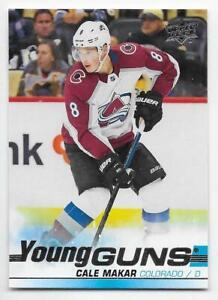 19-20-UPPER-DECK-SERIES-2-YOUNG-GUNS-RC-Hockey-451-500-U-Pick-From-List