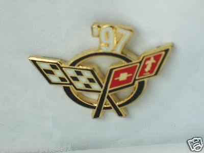 Chevrolet Pin Reversnadel 1997 Corvette Pin Hut Tac, Commodities Are Available Without Restriction