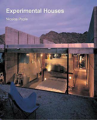 Experimental Houses, Pople, Nicolas, Very Good Book