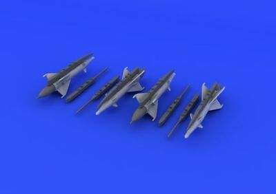 EDUARD BRASSIN 672104 R-3S AA-2 Atoll-A Missiles in 1:72