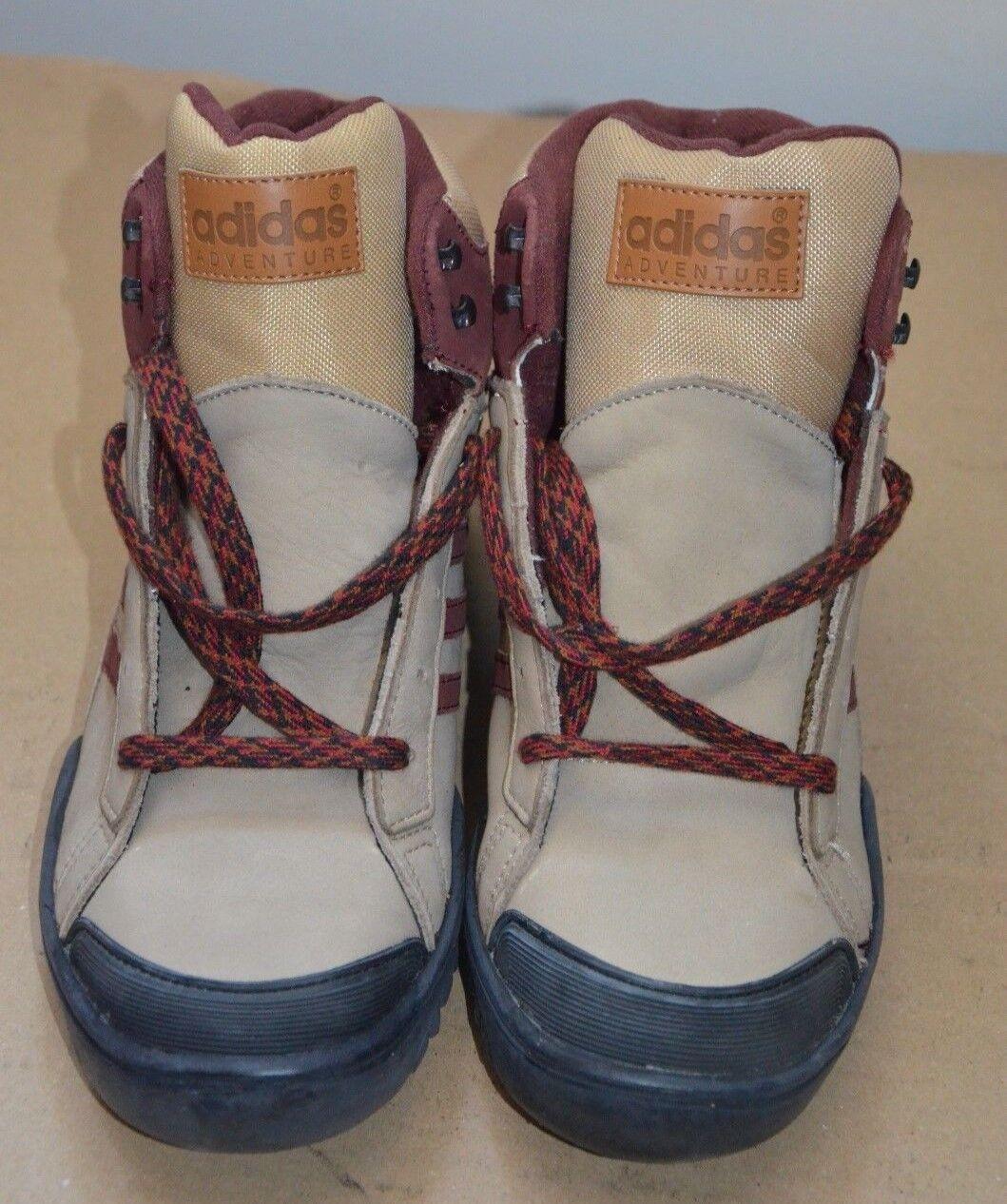 ADIDAS Adventure Gr. Schuhe Stiefel Echtleder Gr. Adventure 40 (6,5) NEU de8b9d
